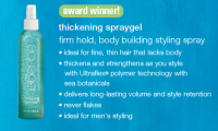 THICKENING-SPRAYGEL